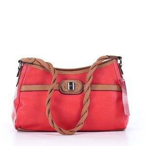 Rosetti Red Make Way Hobo Shoulder Bag New